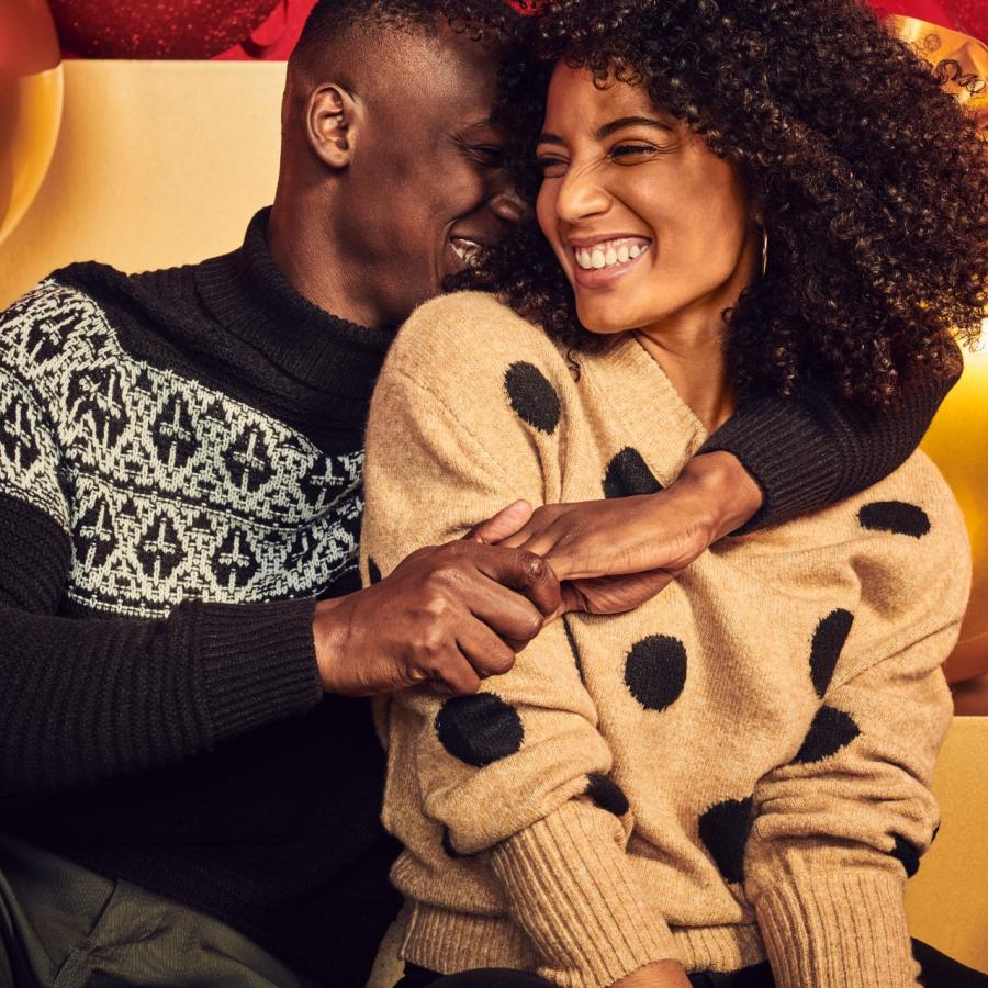 M&S Winter Womenswear and Menswear