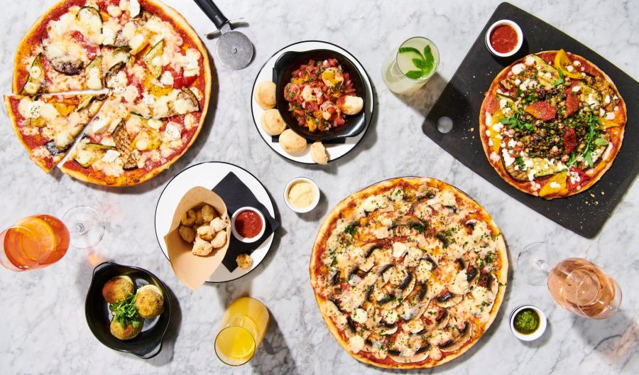 Pizza Express July at Braintree Village