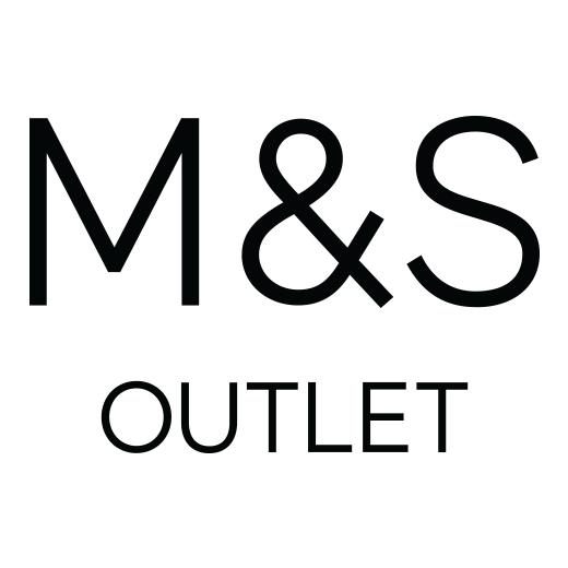 M&S Outlet logo