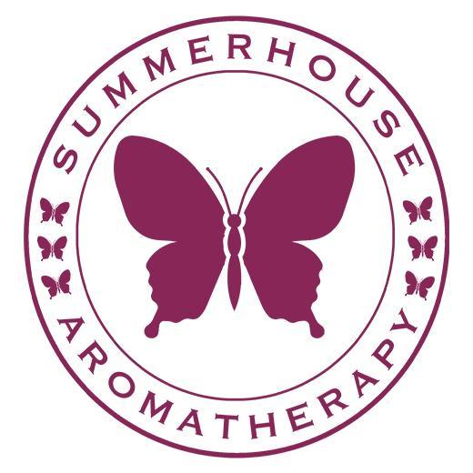 Summerhouse Aromatherapy  logo