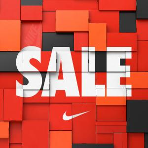 Nike Sale at Braintree Village