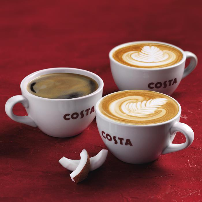 Costa Coffee at Braintree Village