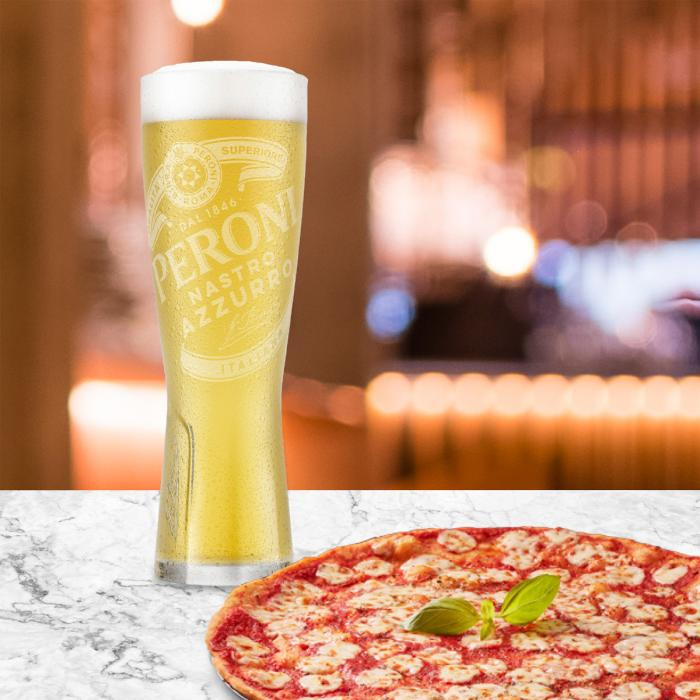 PizzaExpress | Free drink with any main course