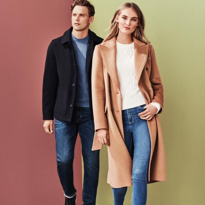 Back to work wear with M&S at Braintree Village