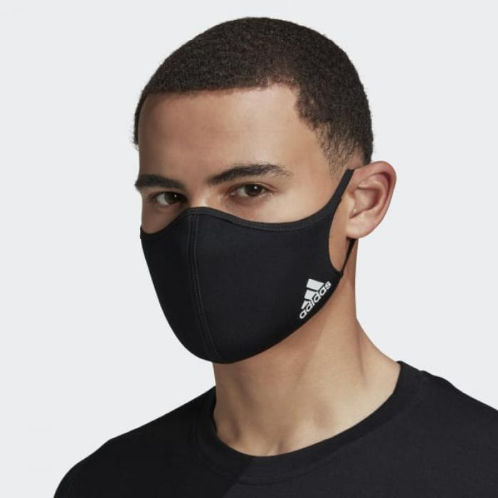 Face masks at Braintree Village
