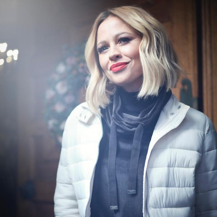 The Kimberley Walsh autumn collection lands in store at Regatta