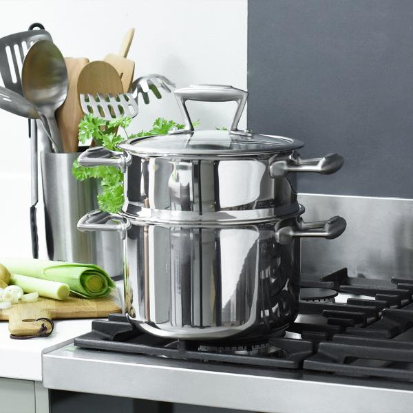 ProCook | Free steamer with selected cookware sets