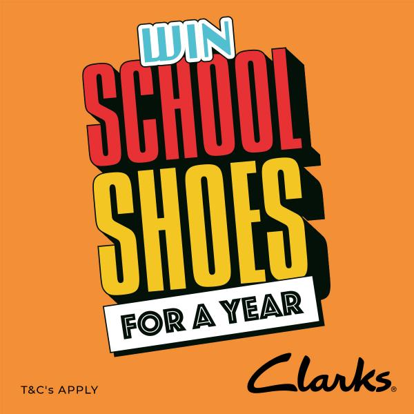 Win free school shoes for a year